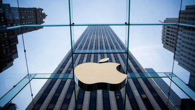Day After Announcing Record Revenue, Apple Gets Hit With Near Billion-Dollar Judgment