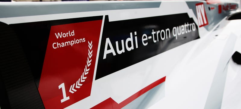 Illustration for article titled Will Dieselgate Affect Any Rumored Audi Formula One Plans?