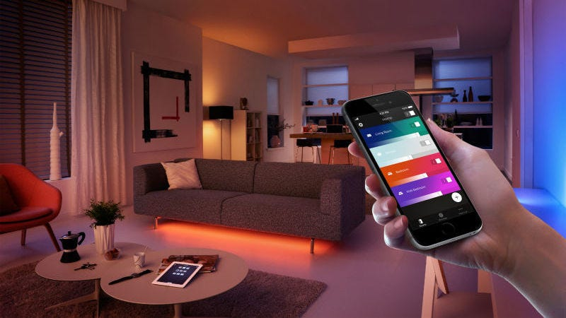 Philips Hue 2nd Gen Starter Kit, $122
