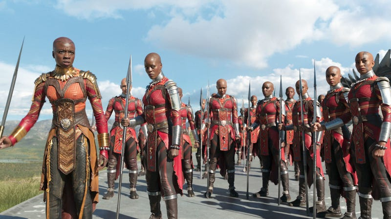With $700 million, Black Panther is this year's highest grossing film so far. That may make it eligible for a new Oscar.