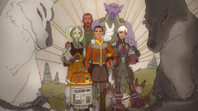 The Essential Star Wars Rebels Stories Every Fan Should Watch