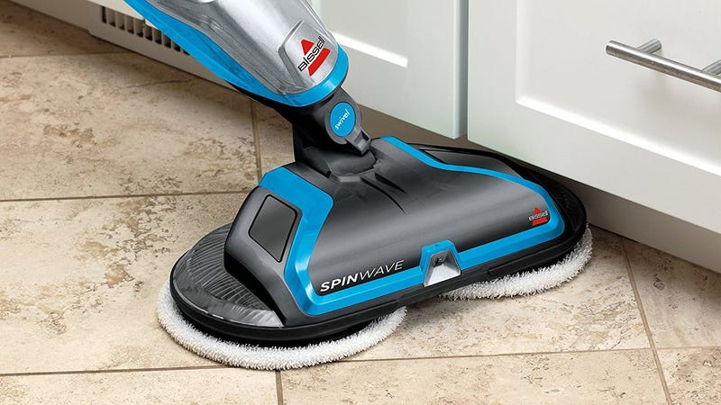 Bissell SpinWave Hard Floor Cleaner | $96 | Amazon