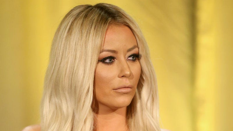 Illustration for article titled Aubrey O'Day Is Extremely Mad About That Wild Trump-Putin Press Conference