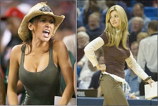 Illustration for article titled Jenn Sterger Fondly Remembers Erin Andrews When She Was Just An Attractive Nobody