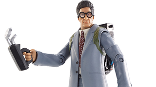 Illustration for article titled Mattel's Last GhostbustersFigure Is A Lovely Tribute To Harold Ramis
