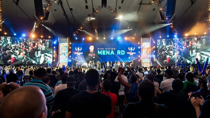 "Upsets like Saul ""MenaRD"" Mena's victory at Capcom Cup 2017 could be a thing of the past (photo c/o Capcom)"
