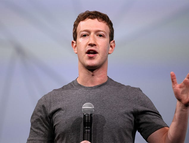 Mark Zuckerberg: 'You Should Be Grateful All Your Incessant Oversharing Online Is Actually Worth Something'