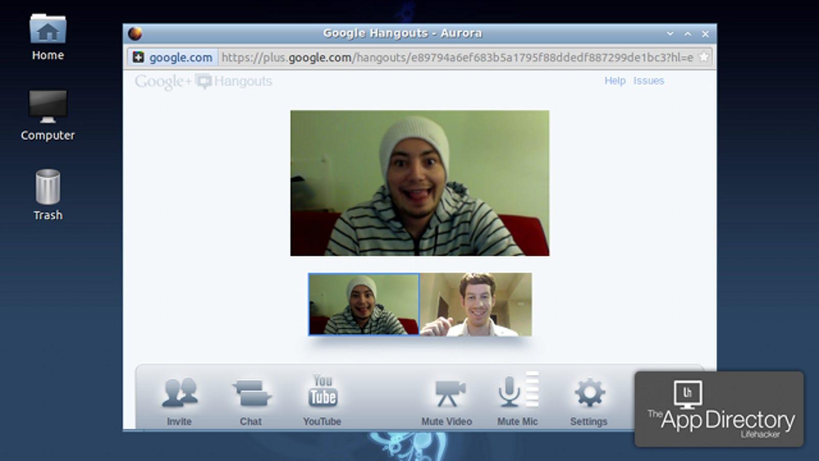 the best video chat app for linux. Black Bedroom Furniture Sets. Home Design Ideas
