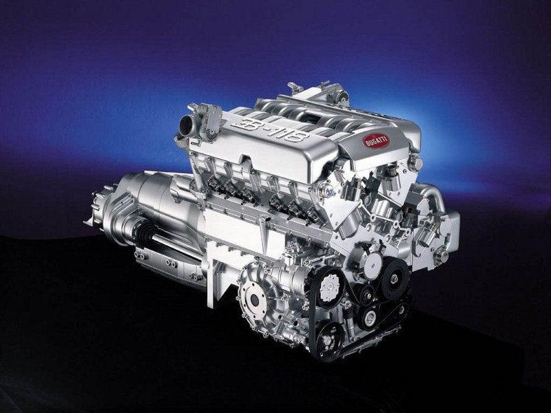 volkswagen made an even weirder engine before the bugatti w16Bugatti W16 Engine Diagram Engine Information #15