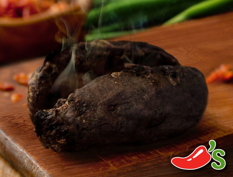 Illustration for article titled Chili's Introduces Savory New 200-Times-Baked Potatoes