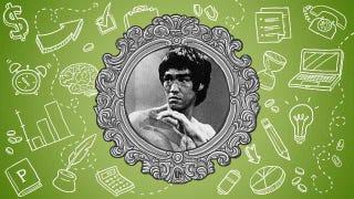 Illustration for article titled Bruce Lee's Best Productivity Tricks