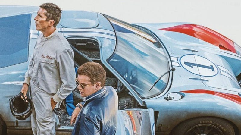 Illustration for article titled Weirdly Ford V Ferrari Is Called Le Mans '66 In The UK