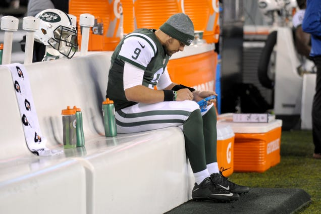 It's Bryce Petty Time