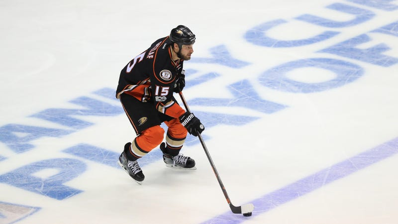 National Hockey League fines Ducks captain for 'inappropriate remark'