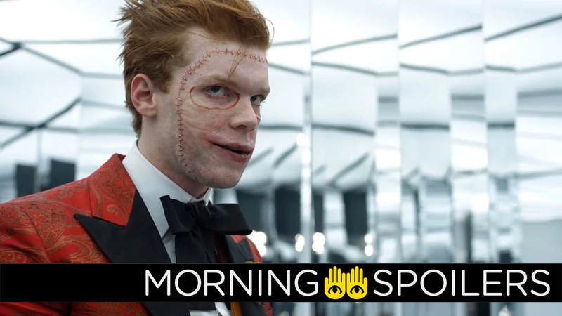 Cameron Monaghan as Gotham's Jerome, who is totally not the Joker. Absolutely not. In the slightest. Apparently!
