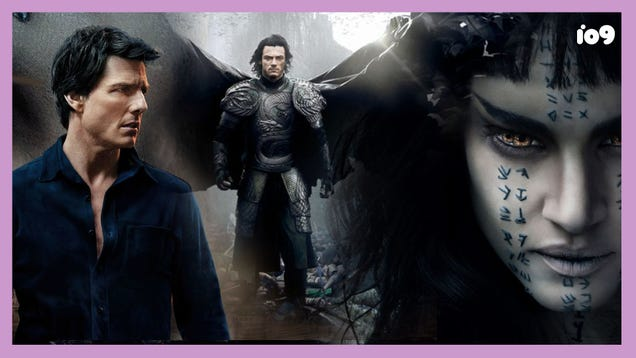 3 Ways Universal s Dark Universe Went Wrong