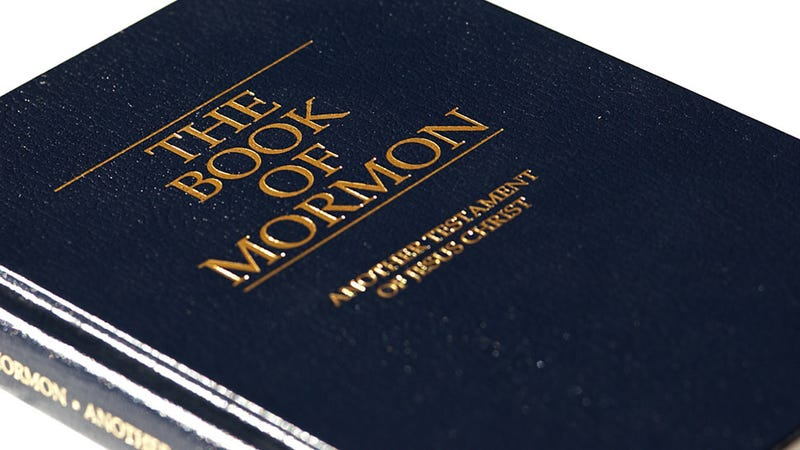 Book Of Mormon Homosexuality