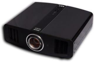 Illustration for article titled Meridian's Latest 1080p Projector Is One Bad MF10