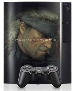 Illustration for article titled 80GB PlayStation 3 Not Exactly Discontinued, Just Bundled With Metal Gear Solid 4