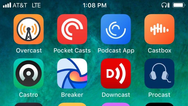 Illustration for article titled Las mejores aplicaciones para escuchar y ordenar tus podcast