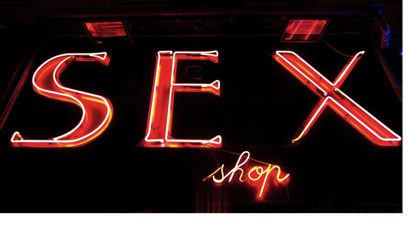 Illustration for article titled New York Now Has a Sex Shop That's Also a Bistro