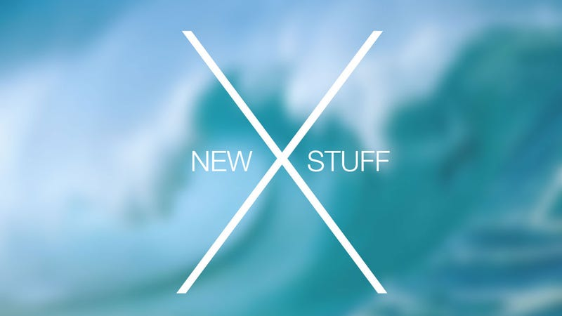 """Illustration for article titled All the New Stuff in OS X 10.9 """"Mavericks"""""""