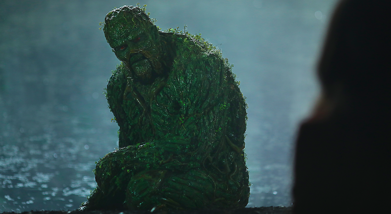 Swamp Thing's Post-Credits Scene Features DC Villain