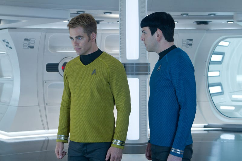 Illustration for article titled Star Trek Into Dumbness