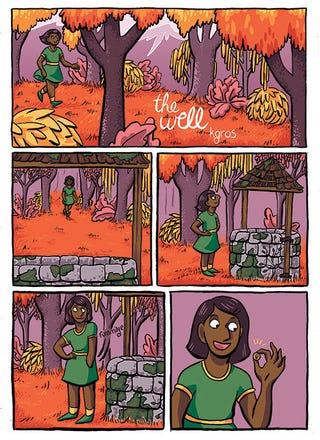 Illustration for article titled random comic