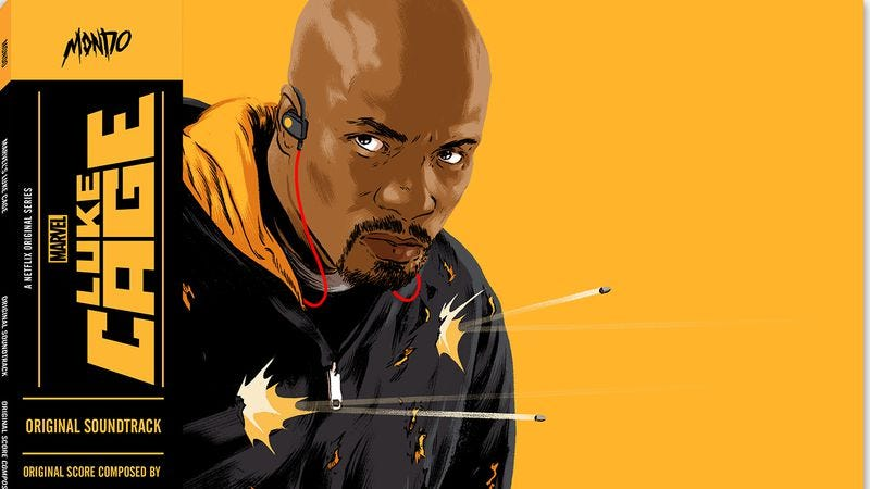 Marvel's Luke Cage Original Soundtrack 2XLP