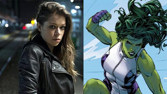 Tatiana Maslany Will Play Disney+ s She-Hulk