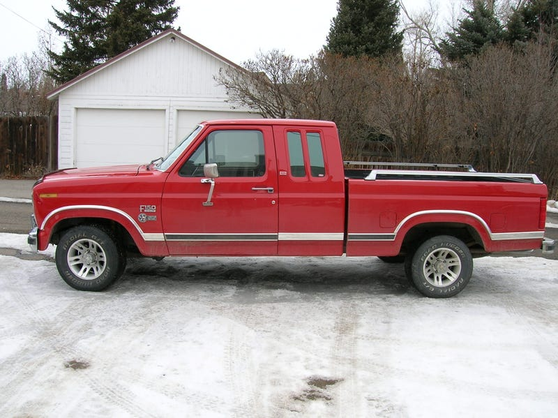 My Ride: 1986 Ford F-150