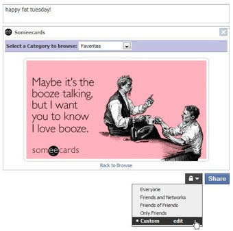 Illustration for article titled Facebook Adds Privacy Controls for Applications