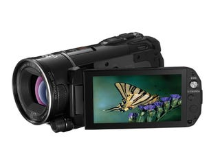 Illustration for article titled A Word About Canon's Vixia Camcorders: Touchscreens