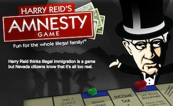 "Illustration for article titled Monopoly Parent Kills Sharron Angle's ""Amnesty Game"""