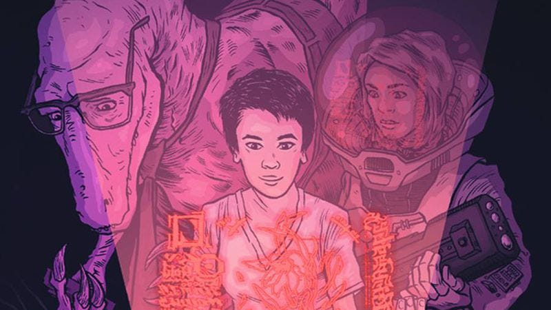 Illustration for article titled New comic releases include Origin II and Parker: Slayground