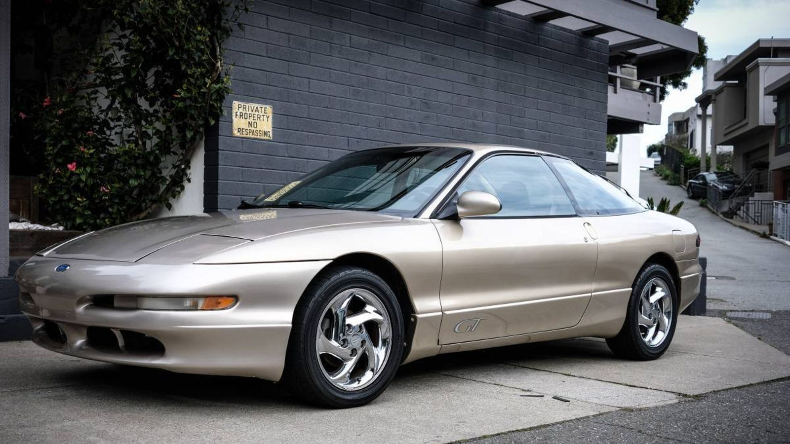 at 2 600 is this 1997 ford probe gt something you might. Black Bedroom Furniture Sets. Home Design Ideas
