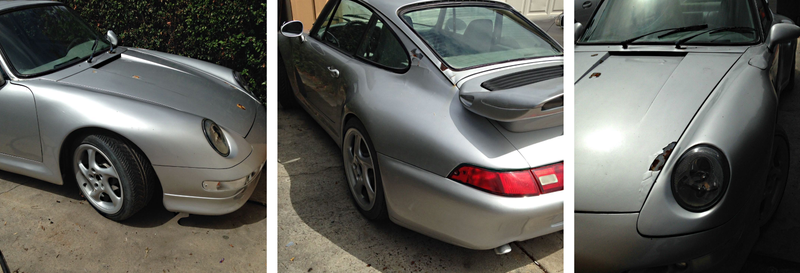 Illustration for article titled Is This Super Cheap Porsche 993 Turbo Look-Alike Worth Saving?