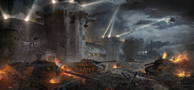 Illustration for article titled The Ballad Of The Flak Tower
