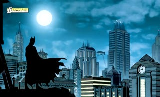 Illustration for article titled The Completely Different Version Of Gotham We Could Have Had