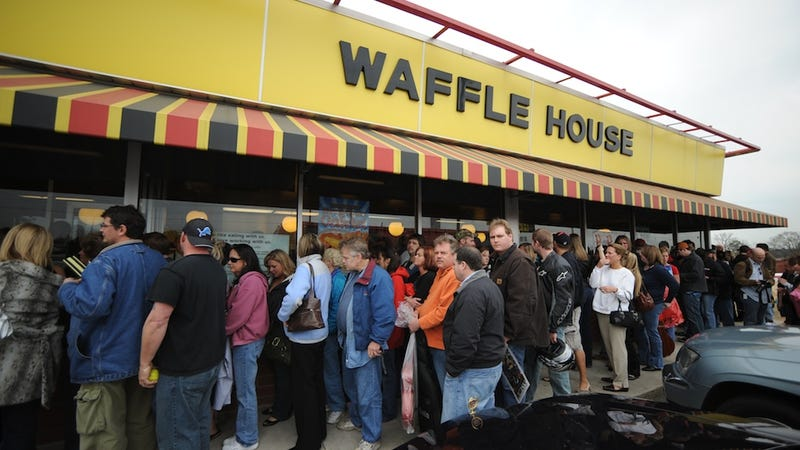 Illustration for article titled Even the Waffle House Is Hopping on The World Cup Bandwagon