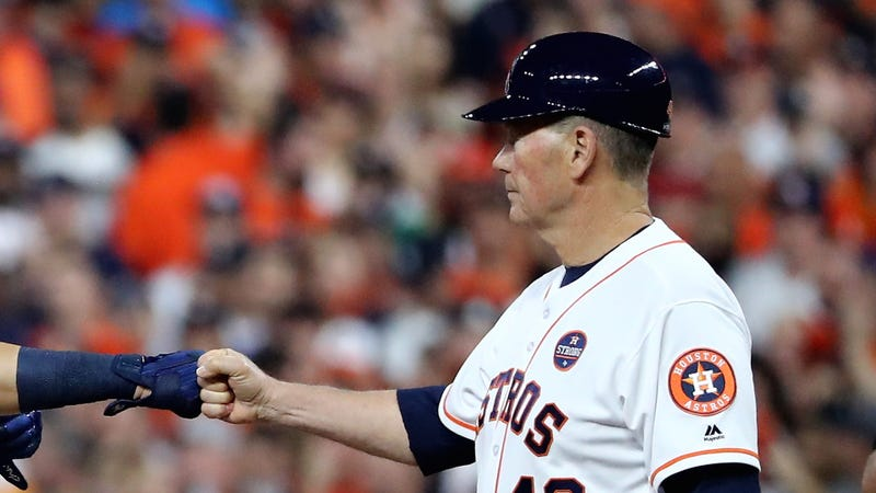 Rich Dauer Nearly Died from Subdural Hematoma After Astros Parade