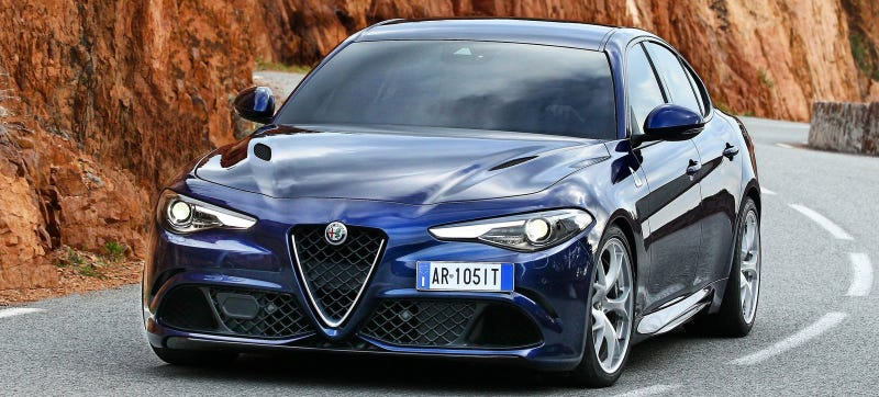 The Alfa Romeo Giulia Is Off To A Rough Start