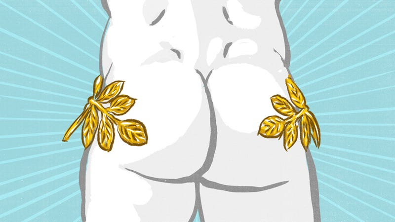 Illustration for article titled Every Butt in Every Hercules Movie, Ranked