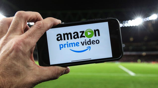 Amazon Prime Video Is Testing a Shuffle Feature Now, Too