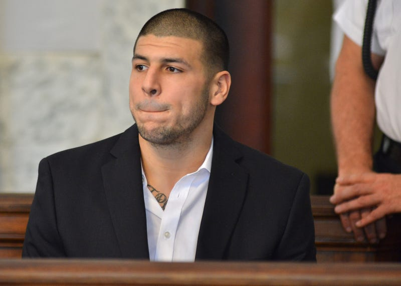 Illustration for article titled Aaron Hernandez Reportedly Beat Up An Inmate Who Harassed Him