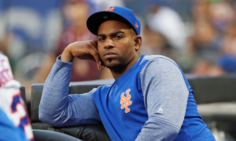 "Mets Say Yoenis Cespedes Suffered ""Ankle Fractures"" In An Incident On His Ranch"