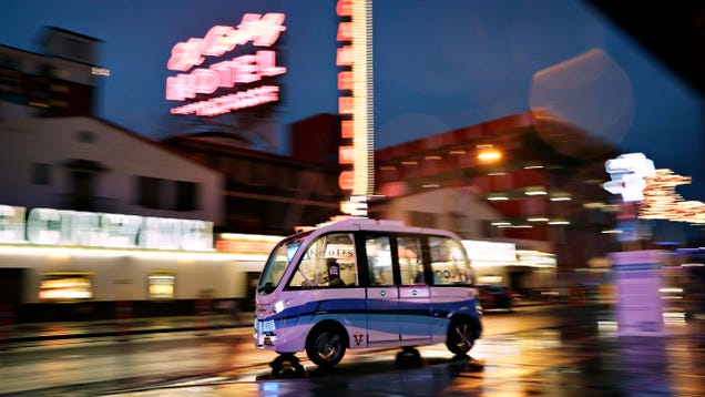 Transit Unions Are Drawing Up a Plan to Confront Autonomous Vehicles