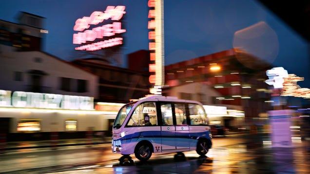 Transit Unions Are Drawing Up a Plan to Confront Autonomous Vehicles