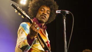 Illustration for article titled André 3000 Channels Hendrix, Finds Himself In Jimi: All Is By My Side